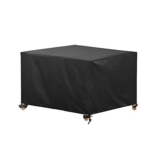 AWNIC Copertura Tavolo da Giardino Grande Telo Copri Tavolo Sedie Mobili Resistente allo Strappo Impermeabile