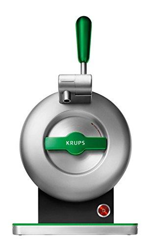 Krups VB650E10 The Sub Machine à Bière Pression Métal Aluminium Brossé/Vert