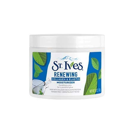 St. Ives Collagen Elastin Moisturizer, 10oz