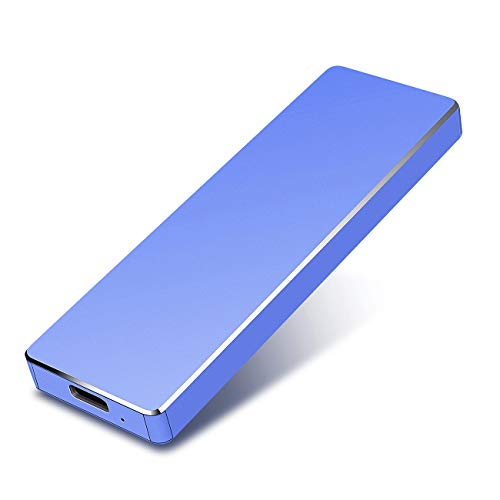 YOOSUN Hard Disk Esterno USB3.1 Hard Disk Esterno per Mac,PC, PS4,Desktop,Laptop,MacBook,Chromebook,...