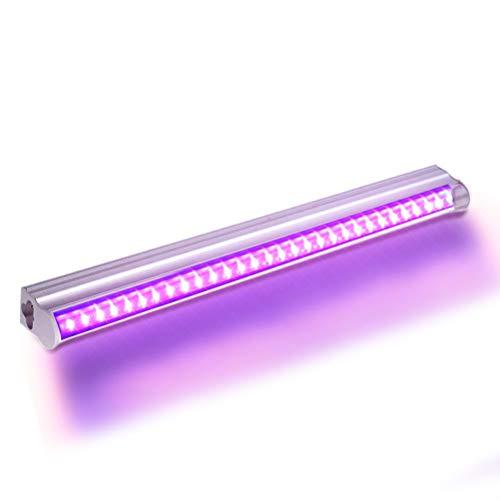 LED UV Luce, Lacyie Black Light Bar UV LED Stage Light Portatile ad alta luminosità Stage Light per...