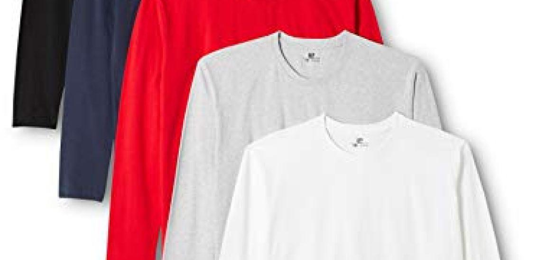 Los mejores 10 Ropa De Hombre Camisetas Largas - Guía de compra ... a6e2d5e87c2ce