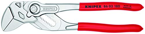 Knipex 86 03 180 Plier Wrenches