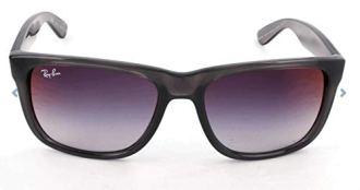 RAY-BAN-0rb4165-606U0-55-Gafas-de-sol-Transparente-Grey-53-para-Hombre