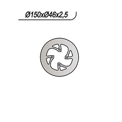 disco freno posteriore ng 607 150604634 montesa honda 250 cota 315 r 04