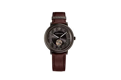 Versace VEBQ00419 - Orologio da uomo V-Circle con piccolo secondo