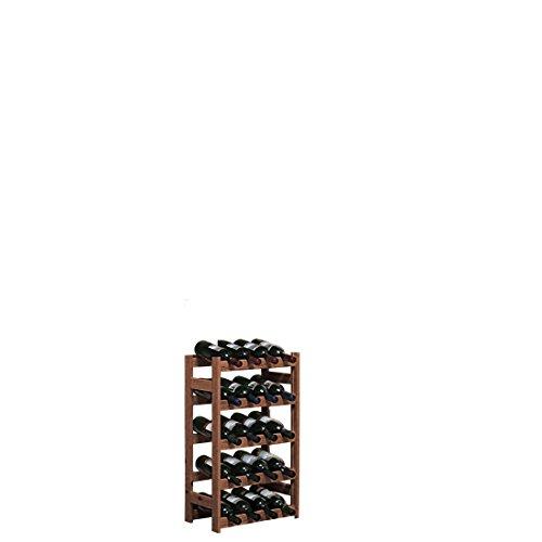 'CANTINETTA/scaffale System'Simplex, Legno, pino marrone, Modell 1