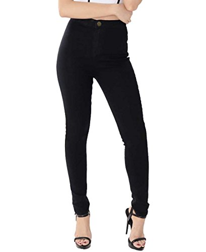 Jeans Damen, JYONE Skinny Jeans Denim High Waist Slim Leggings...
