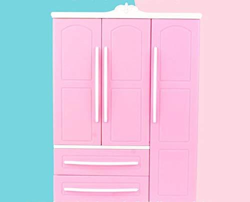 Zeagro Armadio per mobili per Bambole Dream House