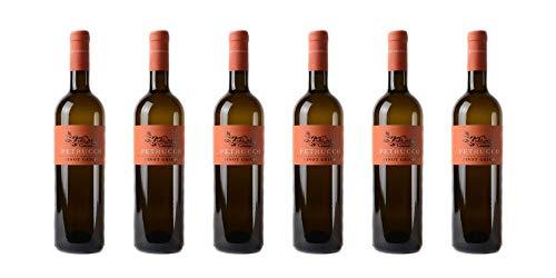 6 bottiglie di Pinot Grigio DOC dei Colli Orientali del Friuli | Cantina Petrucco | Annata 2017