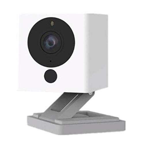 Smart Camera 1s Fotografia time-lapse Hd Telecamera di sorveglianza Famiglia domestica Telecamera per visione notturna (bianca)(JIO-T)