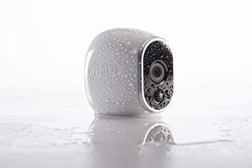 3133Z9Hwq1L [Bon Arlo !  Arlo - Smart Caméra de surveillance - Pack de 4 - Kit de Surveillance 100% sans Fil, HD, Vision Nocturne, Etanches ...