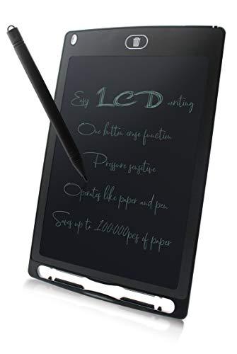 TECHNOSMART - Tavoletta per Scrittura con Schermo LCD per Bambini, per e-Writer, Blocco Note...