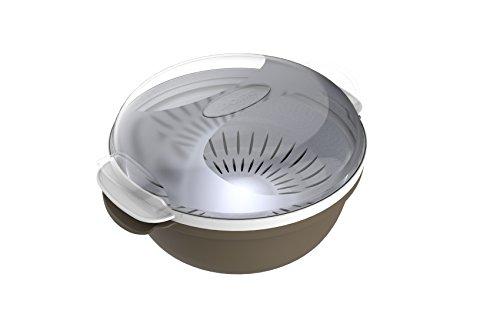 Bama Cooky recipiente para la cocción en microondas