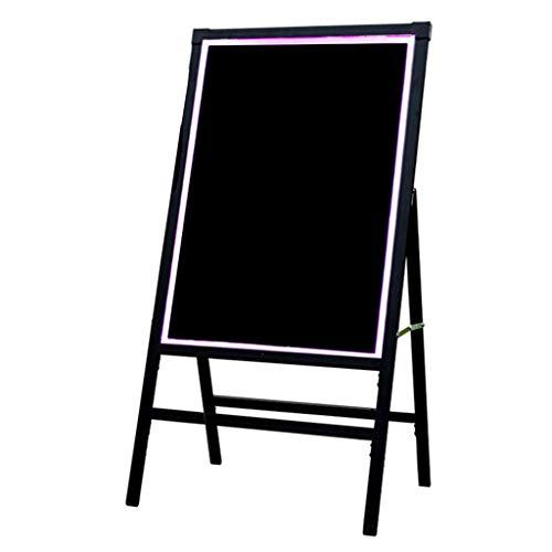 ALUK- Bordo Elettronico Fluorescente Principale Bordo di pubblicità Scritto A Mano Bordo Piccolo...