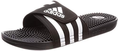 Adidas Adissage Ciabatte Unisex - Adulto, Nero (Negro 000), 42 EU