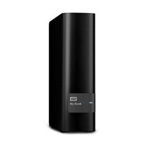 WD WDBFJK0040HBK-EESN My Book Hard Disk Esterno Desktop, USB 3.0, 4 TB