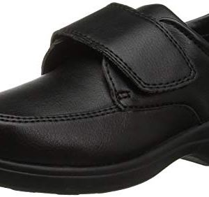 Hush Puppies Zander Dress Shoe (Little Kid/Big Kid) 314J29N47uL