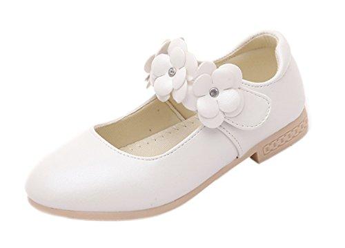 d7ffd0e68 La Vogue Zapatos Princesa de Niña Flor para Boda Cumpleaños - La ...