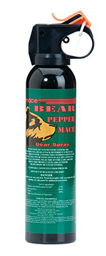 Mace Brand Maximum Strength Bear Defense Spray
