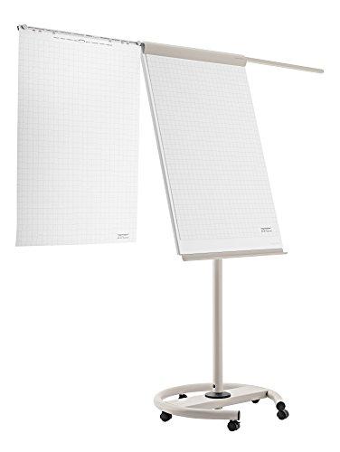 Magnetoplan 12270F13 Supporto per Presentazioni, 70 x 100 cm, Bianco