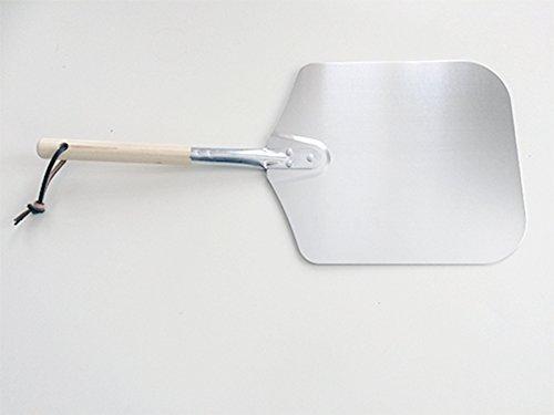 Pala da forno, per pizza e pane, in alluminio, 67cm