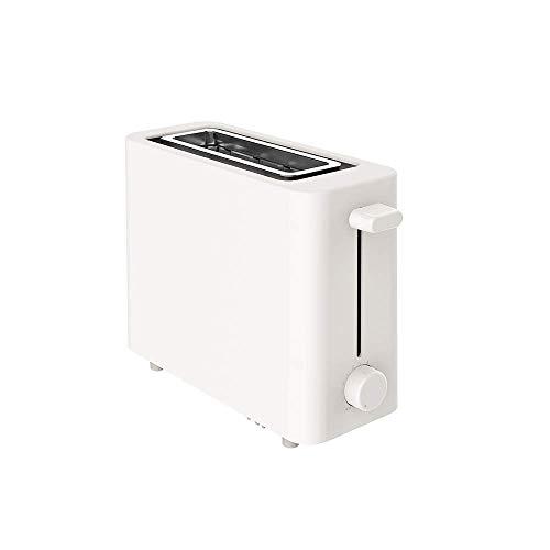 FMIYF Mini Tostapane, 2 compresse Mini Tostapane automatico con controllo variabile 6...