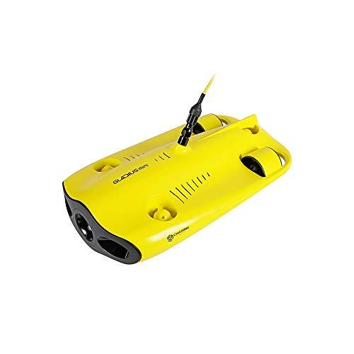 MROSW Cinque-Wheel Drive Miniatura Subacquea Sottomarino Drone Drone Subacquea con Fotocamera 4K 100M di profondità