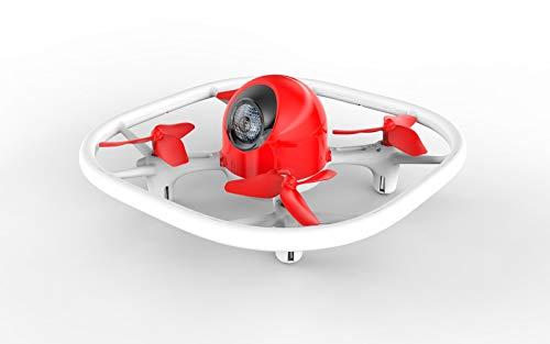 RC Tecnic Mini Drone per Bambini Neon Facile e Molto Resistente con Luci LED colorate Dron Controllo...
