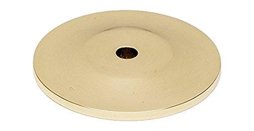 Alno Knobs A815-45P-PB - Piastra da forno tradizionale, in ottone lucido, 1-3/4 by Alno