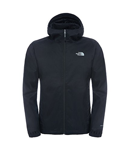 The North Face, M Quest Jkt, Giacca a Vento Softshell, Uomo, Nero (Tnf Black), L