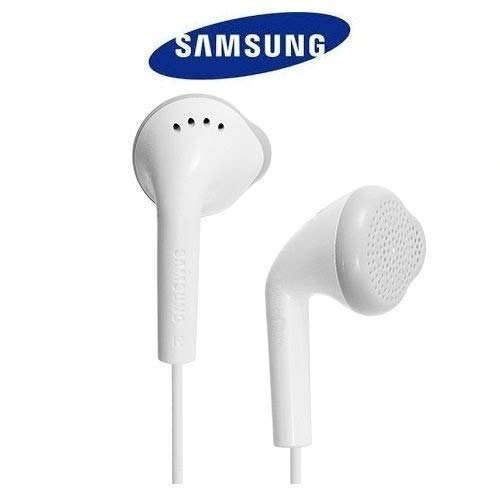 Samsung EHS61 Hands-Free Headset with 3.5mm Jack & Mic (White)
