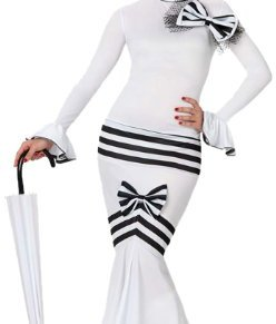 Atosa - Disfraz Dama tipo my Fair Lady (M-L)