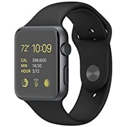 Fair Deals Samsung Galaxy J7 Max Compatible Bluetooth A1 Smart Watch Supports 3G, 4G Phones Wrist Watch with Apps Touch Screen,Support All Android Phones and Apple iOS Smartphones Tablet (Black)