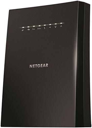Netgear Ripetitore WiFi Wireless Mesh, Modalità WiFi Extender e Access Point, Velocità AC3000,...
