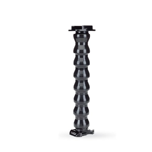 GoPro Acmfn-001 - Soporte y estabilizadora para vídeo y videocámaras, color negro