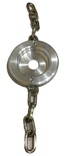 Zuperverde Cabezal DESBROZADORA Maxi DE Aluminio con 2 Cadenas