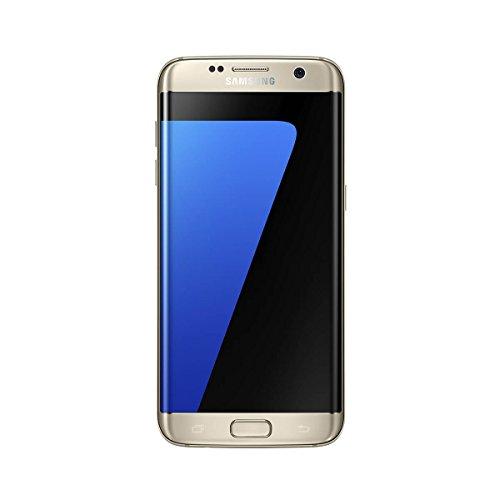 """Samsung Galaxy S7 - Smartphone Libre de 5.1"""" (Android 6.0, Pantalla Super AMOLED, cámara Trasera 12 MP y Frontal 5 MP, 32 GB) [Versión española: Incluye Samsung Pay] Dorado"""