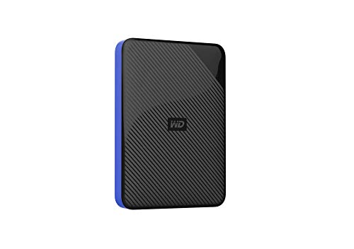 WD Gaming Drive 2 TB - Hard Disk Portatile per PlayStation 4
