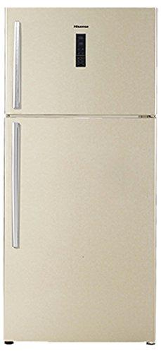 Hisense RT650N4DY12 Libera installazione 490L A+ Sabbia frigorifero con congelatore