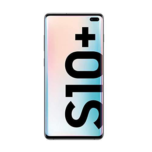 Samsung Galaxy S10+ - Smartphone de 6.4' QHD+ Curved Dynamic AMOLED, 16 MP,...