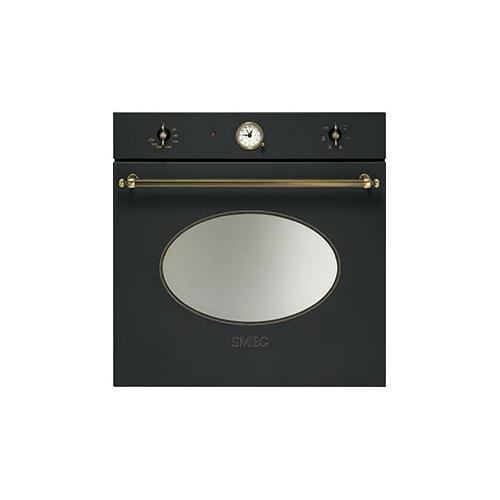 Smeg SF800AO Forno elettrico 72L A-10% Antracite forno