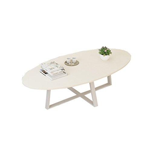 ZHILIAN Tavolo da Pranzo Ovale Polifunzionale Tavolino da Pranzo/Studio/Legno...