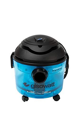 Aspiratore Aspirapolvere Aspiratutto Leggero Compatto con Filtraggio ad Acqua Capienza 20 litri