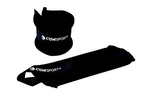 Polsiera Cavigliera chiusura con Velcro Zavorra Peso 3 kg paio per Palestra Fitness