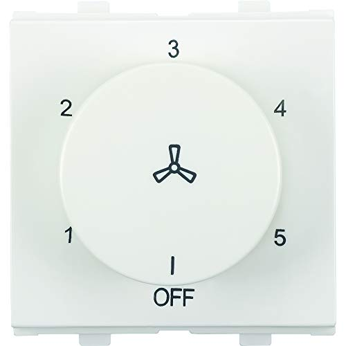 Anchor by Panasonic 65302 Penta Modular 2M 100 W Polycarbonate Dura Step Regulator (White)