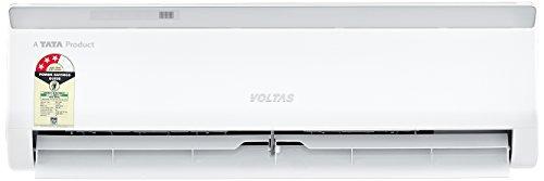 Voltas 1 Ton 3 Star (2018) Split AC (Copper, 123 CZA, White)