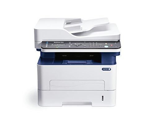 Xerox Worncentre 3225V_DNI. Multifunzione laser monocromatica da 28 ppm con stampa fronte retro,...