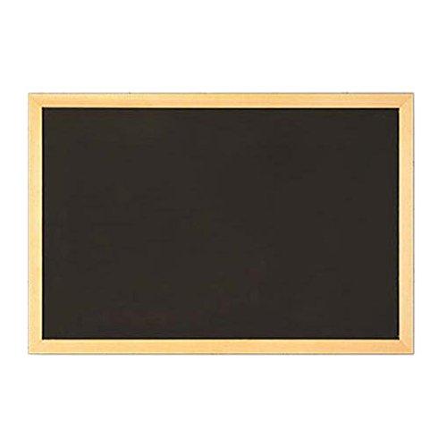 Rustic Hanging Blackboard Chalkboard Lavagna della Lavagna per Bar Scuola Caffè del Ristorante...
