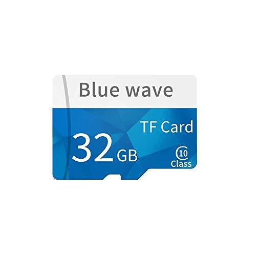 Docooler Scheda di memoria 8GB / 16GB / 32GB / 64GB / 128GB Carta di grande capacità Classe 10 TF Flash TF Card Archiviazione dati ad alta velocità per smartphone